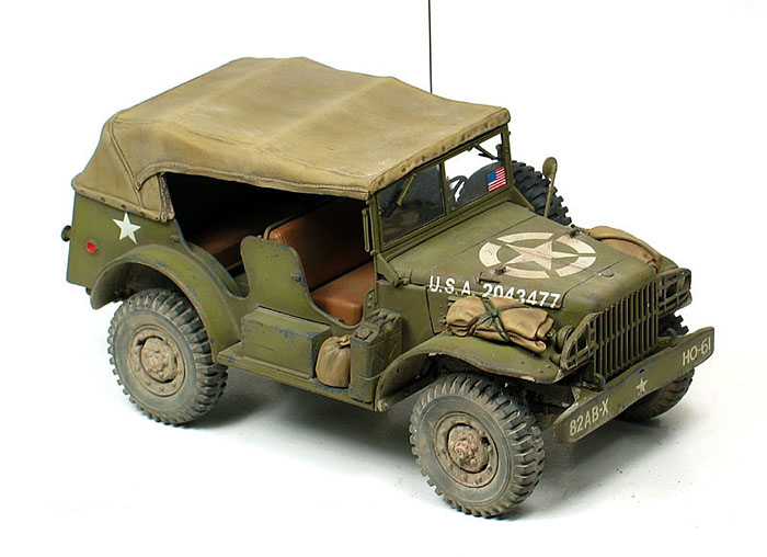 Wc56 Command Car By Huang He Afv Club 1 35