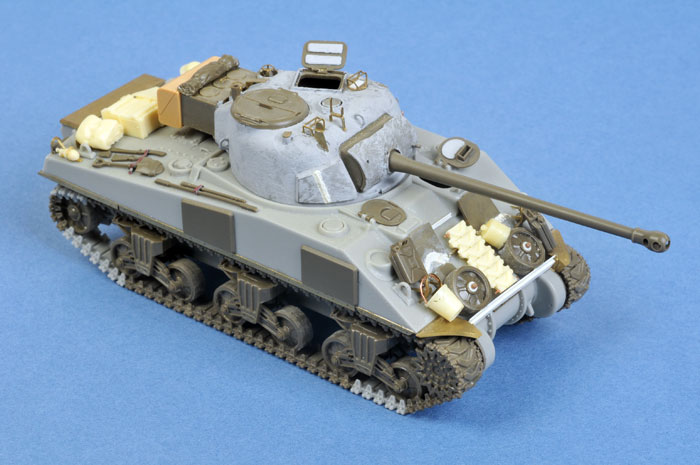 Tamiya + Fighting 48th! Sherman Firefly VC - Missing-Lynx